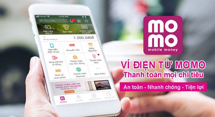 Nhận nhanh 999.000đ khuyến mãi từ Momo. Cơ hội cực hấp dẫn!