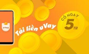 Vay online cùng Uvay, ưu đãi phí dịch vụ chỉ có tại Vayonline.xyz