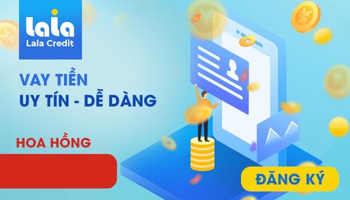 Lala Credit – Vay tiền online đơn giản trên di động, không cần gặp mặt
